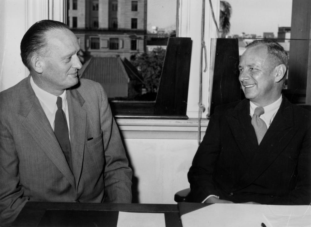 Jenkinson vs. Schellenberg – Ein Vergleich der beiden führenden englischsprachigen Archivtheoretiker des 20. Jahrhunderts